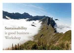 "Breil+ Postkarte Workshop ""Sustainability"""